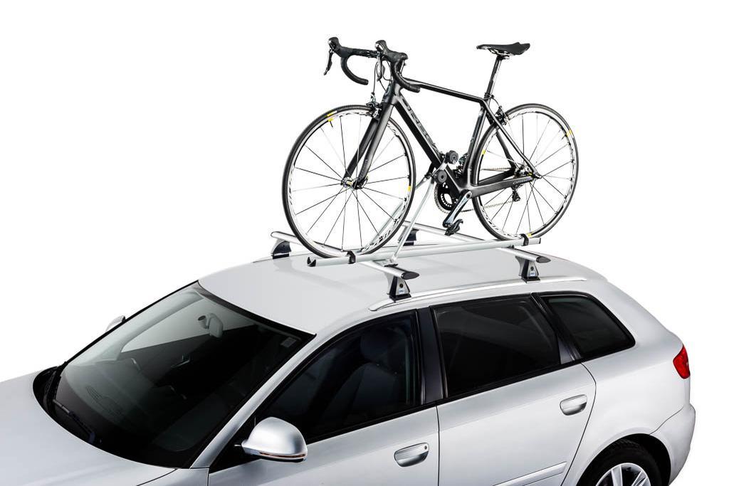 Cruz Alu Bike kerékpártartó tetőre